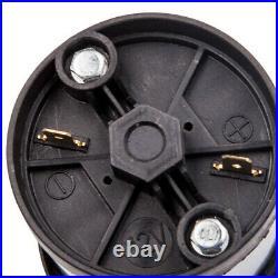 12V 150DB Chrome Dual Trumpet Train Air Horn Compressors Kit Car Train Brand