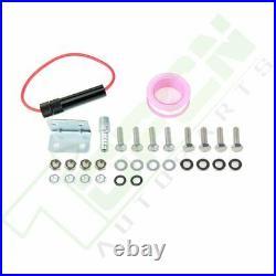 150DB 2 Trumpet Train Horn Kit 150 PSI Air Compressor for Car Truck 12V 150 PSI