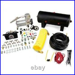 25572 Air Lift Suspension Compressor Kit New for Chevy Express Van Suburban
