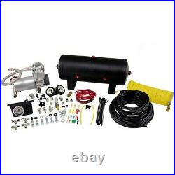 25690 Air Lift Suspension Compressor Kit New for Chevy Avalanche Suburban C1500