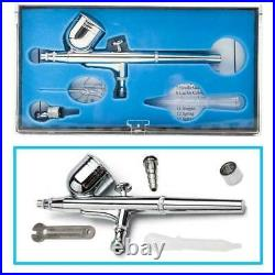 3 Airbrush Compressor Kit Dual Action Spray Air Brush Tattoo Nail Air Brush Tool