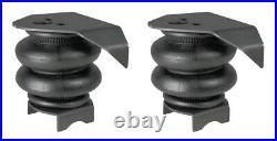 88-98 Chevy Air Ride Suspension Kit Slam Manifold Valve Bags Aluminum Black C15