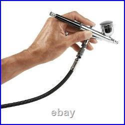 AVANTI Airbrush Compressor Combo Kit This airbrush compressor combo dual action