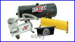 Air Lift 25572 QuickShot On Board Air Compressor System Dual Path