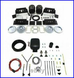Air Lift Air Spring Controller withDual Path Air Compressor Kit for F-350/F-250