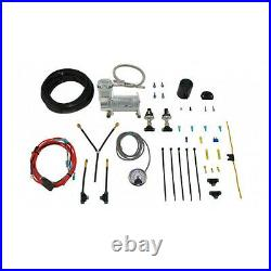 Air Lift Air Spring Controller withDual Path HD Air Compressor Kit for F-250/F-350