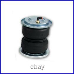Air Lift Control Air Spring & Dual Air Compressor Kit for 88-00 K3500/2500/1500