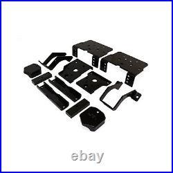 Air Lift Control Air Spring & Dual Air Compressor Kit for F-250 Super Duty 4WD