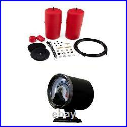 Air Lift Control Air Spring & Dual Air HD Compressor Kit for F-450 Super Duty