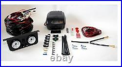 Air Lift Control Air Spring & Dual Path Air Compressor Kit for Acura/Pilot