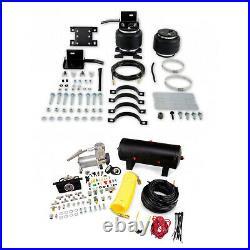 Air Lift Control Air Spring & Dual Path Air Compressor Kit for Chevrolet G30 Van