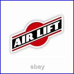 Air Lift Control Air Spring & Dual Path Air Compressor Kit for Colorado/Canyon