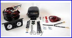 Air Lift Control Air Spring & Dual Path Air Compressor Kit for Dodge Durango