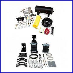 Air Lift Control Air Spring & Dual Path Air Compressor Kit for E450 Super Duty