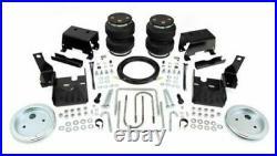 Air Lift Control Air Spring & Dual Path Compressor Kit for Titan XD Cummins 5.0L