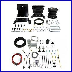 Air Lift Control Air Spring & Dual Path Compressor Kit for Topkick/C5500 Kodiak