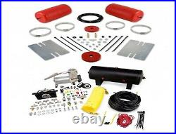 Air Lift Control Air Spring & Dual Path HD Compressor Kit for Avalanche/Escalade
