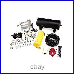 Air Lift Control Air Spring withDual Path Air Compressor Kit for Ford Excursion