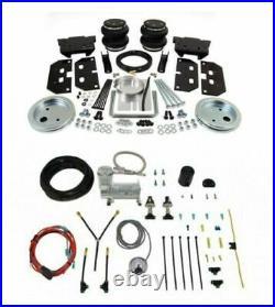Air Lift Control Air Spring withDual Path Air Compressor Kit for Ram 3500/2500 RWD