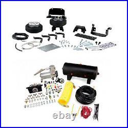 Air Lift Rear Control Air Spring & Dual Air Compressor Kit for Ram 3500/2500 4WD