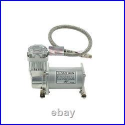Air Lift Suspension Air Bag & Dual Path Air Compressor Kit for E-450 Super Duty