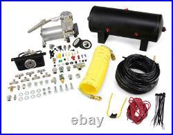 Air Suspension Compressor Kit-Base Air Lift 25572