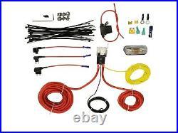 Airmaxxx black 480 air compressor & single air compressor wiring kit