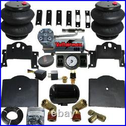 ChassisTech Tow Kit GM 25/3500HD 2011-2016 Compressor Dual Paddle Valve
