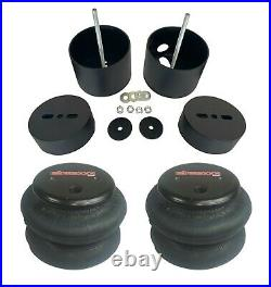 Complete Air Ride Suspension Kit withManifold Valve & Bags Fits 1988-98 Chevy C15