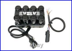 Level Ride 3 Preset Pressure Airmaxxx Black 480 Air Management Kit Complete Wire