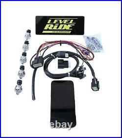 Level Ride Manifold 3 Preset Pressure Airmaxxx Black 580 Air Management Kit
