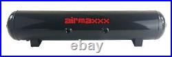 Level Ride Manifold 3 Preset Pressure & airmaxxx Black 580 Air Management Kit