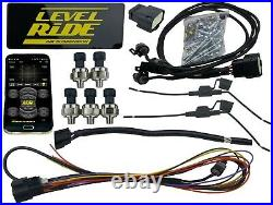 Level Ride Pressure Only Air Ride Suspension Kit 88-98 Chevy C15 Truck Wireless