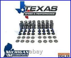 Texas Speed TSP. 660 Dual Valve Spring Kit Titanium 5.3 6.0 6.2 Install Tools