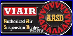 Viair Platinum 485C Dual Compressors 100% Duty 200PSI Air Ride Suspension Airbag